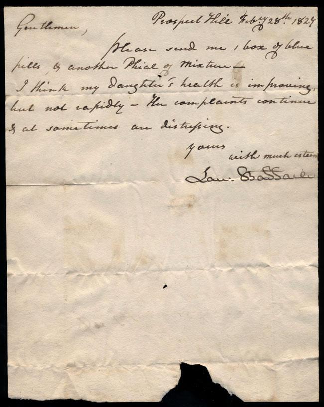 Box2/1827Carmichael_Correspondence/1827Feb28/recto
