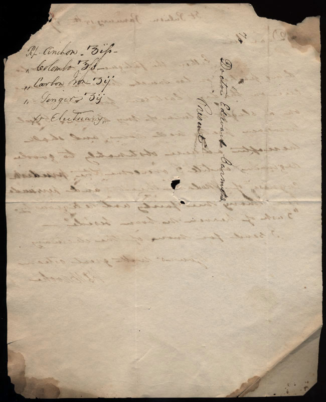 Box2/1827Carmichael_Correspondence/1827Jan15_Brooke/verso