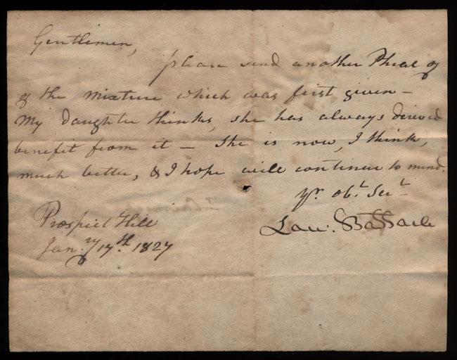 Box2/1827Carmichael_Correspondence/1827Jan17/recto