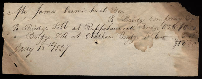 Box2/1827Carmichael_Correspondence/1827Jan18/recto