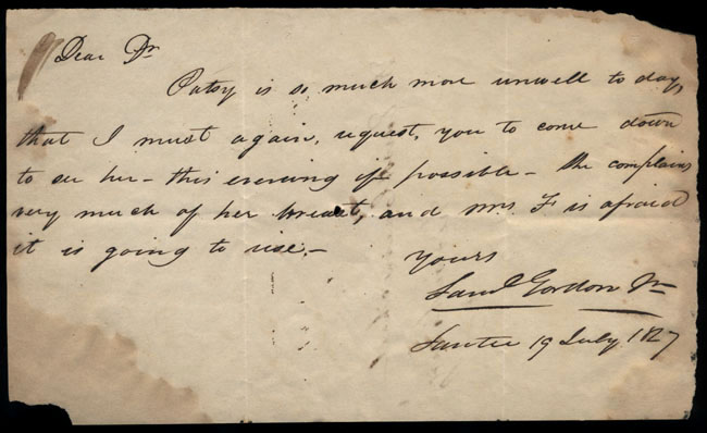 Box2/1827Carmichael_Correspondence/1827Jul19/recto