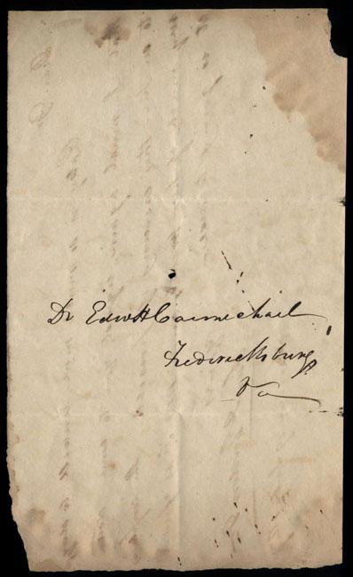 Box2/1827Carmichael_Correspondence/1827Jul19/verso