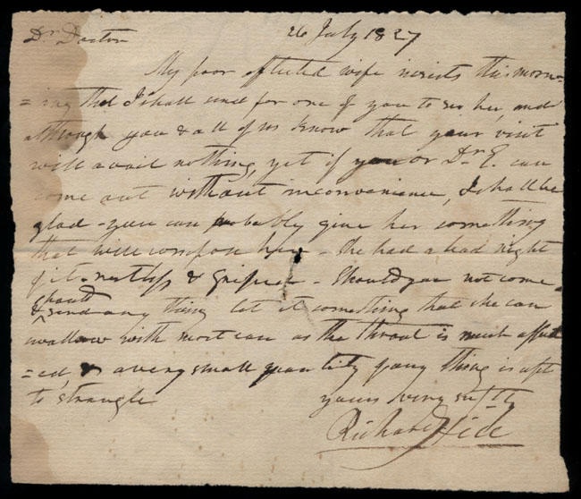 Box2/1827Carmichael_Correspondence/1827Jul26/recto