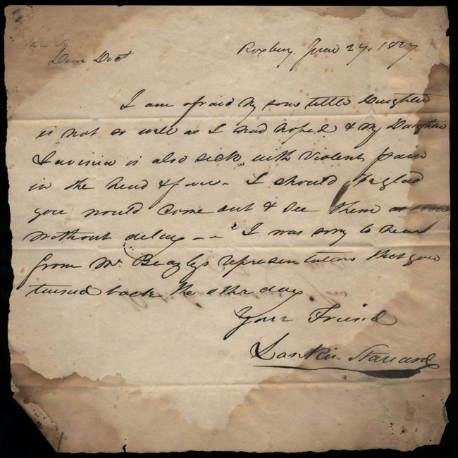Box2/1827Carmichael_Correspondence/1827Jun27/recto