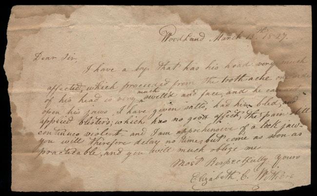 Box2/1827Carmichael_Correspondence/1827Mar13/recto