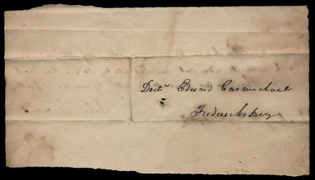 Box2/1827Carmichael_Correspondence/1827Oct02/verso