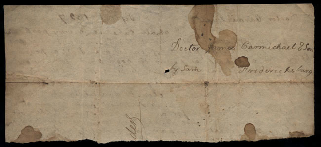 Box2/1827Carmichael_Correspondence/1827Sep06/verso