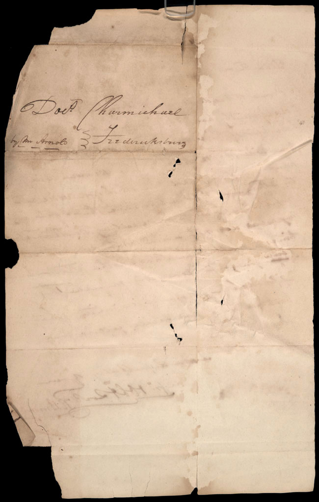 Box2/1828_1830Carmichael_Correspondence/1828Apr11/verso