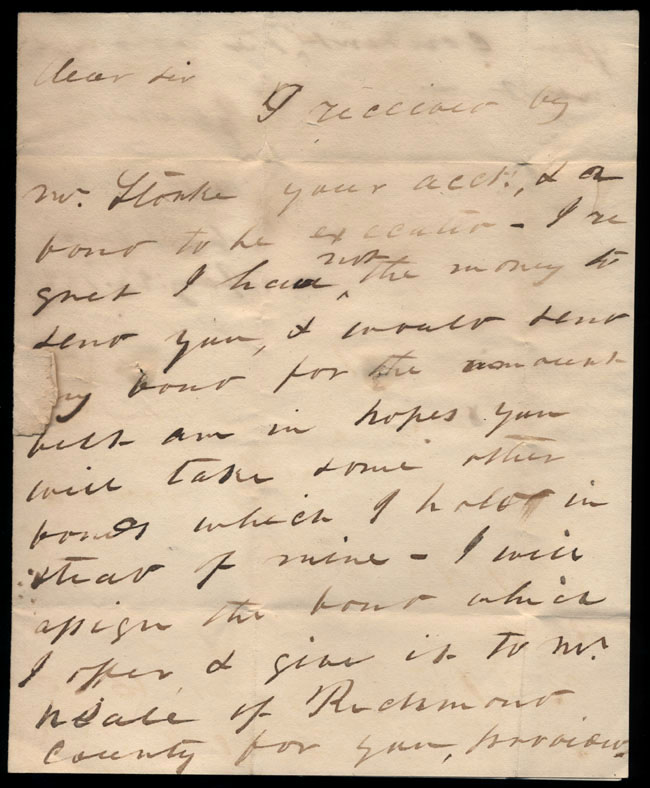 Box2/1828_1830Carmichael_Correspondence/1828Jan23/pg1
