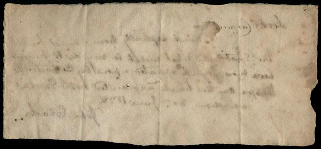 Box2/1828_1830Carmichael_Correspondence/1828Jun30/verso