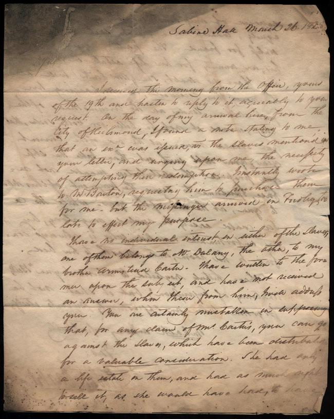 Box2/1828_1830Carmichael_Correspondence/1828Mar26/pg1
