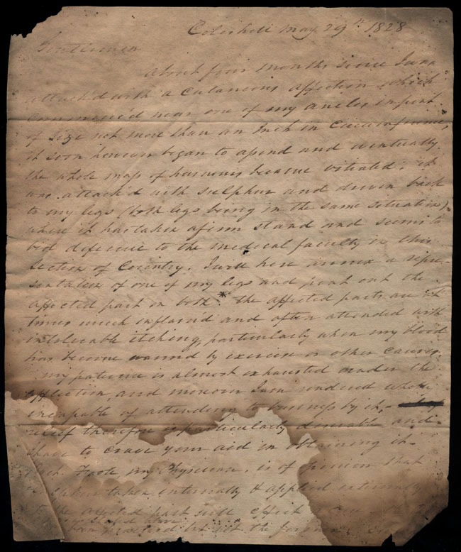 Box2/1828_1830Carmichael_Correspondence/1828May29__brough/pg1