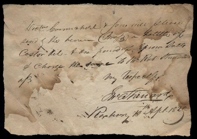 Box2/1828_1830Carmichael_Correspondence/1829Apr10/recto