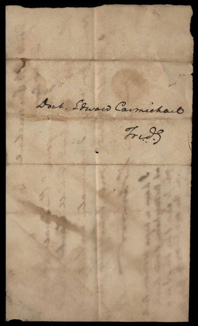 Box2/1828_1830Carmichael_Correspondence/1829Mar03/verso