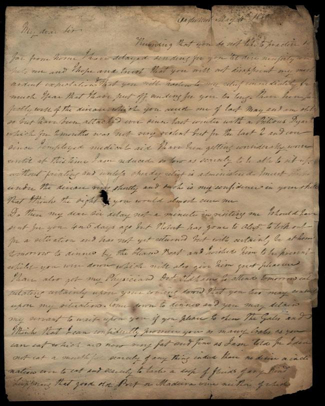 Box2/1828_1830Carmichael_Correspondence/1830May04/recto