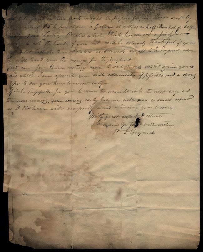 Box2/1828_1830Carmichael_Correspondence/1830May04/verso